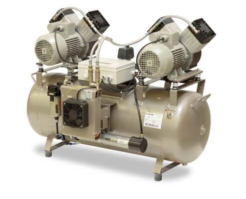 Kompresor stomatologioczny DK50 2x2V/110