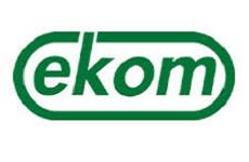 ekom logo