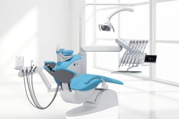 Unit stomatologiczny DIPLOMAT