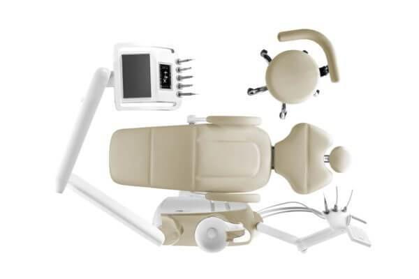 unit stomatologiczny DIPLOMAT ADEPT DA280