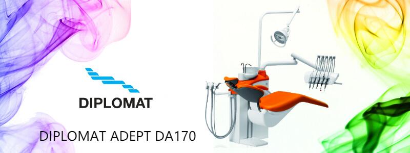 Promocja unity stomatologiczne DIPOMAT DENTAL